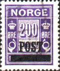 [Overprinted Postage-Due Stamps, Typ Z5]