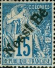 [French Colonies - General Issues Postage Stamps Overprinted