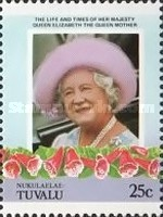 [The 85th Anniversary of the Birth of Queen Elizabeth, 1900-2002, Typ BL]