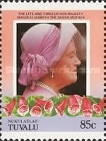 [The 85th Anniversary of the Birth of Queen Elizabeth, 1900-2002, Typ BM]