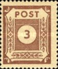 [Value Stamps - Perforated, type C]