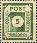 [Value Stamps - Perforated, type C1]