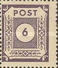 [Value Stamps - Perforated, type C2]