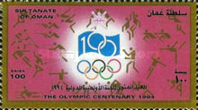 [The 100th Anniversary of International Olympic Committee, Typ HQ]