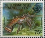 [Seychelles Postage Stamps - Inscription