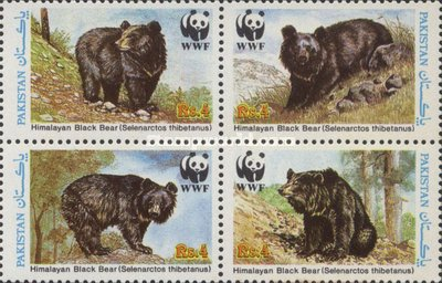 [Wildlife Protection - Asian Black Bear, Typ ]