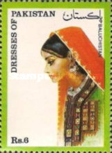 [Women's Costumes in the Pakistani Provinces, Typ AAG]