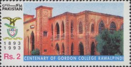 [The 100th Anniversary of Gordon College, Rawalpindi, Typ AAN]