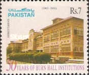 [The 50th Anniversary of Burn Hall Institutions, Abbottabad, Typ AAQ]
