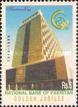 [The 50th Anniversary of National Bank, type AGM]