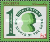 [The 10th Anniversary of United Nations Rights of the Child Convention, type AGO]