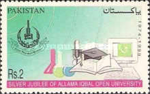 [The 25th Anniversary of Allama Iqbal Open University, type AGP]