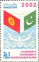 [The 10th Anniversary of Establishment of Diplomatic Relations between Pakistan and Kyrgyz, Typ AJE]