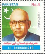 [The 55th Anniversary of Independence - Leaders of the Independence Movement, Typ AJK]