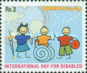 [International Day for Disabled Persons, type ALK]