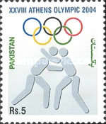 [Olympic Games - Athens, Greece, Typ AMW]