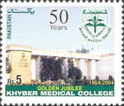 [The 50th Anniversary of Khyber Medical College, Typ ANL]
