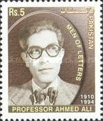 [Writers of Pakistan - Ahmed Ali, Typ ANO]