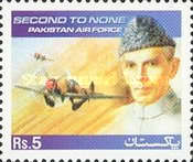 [National Day - Pakistan Air Force, Typ ANR]