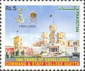 [The 100th Anniversary of Command and Staff College Quetta, Typ ANU]