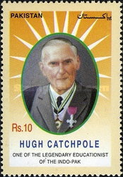 [The 100th Anniversary of the Birth of Hugh Catchpole, 1907-1997, type AQG]