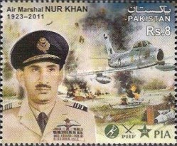 [Air Marshal Nur Khan, 1923-2011, type ATG]