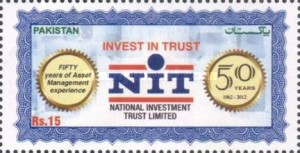 [The 50th Anniversary of the National Investment Trust, type AUS]
