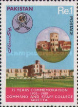 [The 75th Anniversary of Command and Staff College in Quetta, Typ NQ]