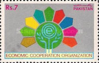 [Extraordinary Ministerial Council Session of Economic Co-operation Organization, Islamabad, Typ ZW]