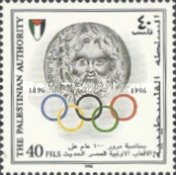 [The 100th Anniversary of the Modern Olympic Games - Olympic Games - Atlanta, USA, type AG]