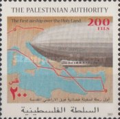 [The 70th Anniversary of the Trip to Palestine of the Airship