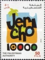 [The 10000th Anniversary of Jericho, Typ FW]
