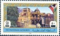 [Tourist Attractions - Issues of 1994 Surcharged, type L5]