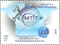 [World Telecommunications Day 2018, type MT]