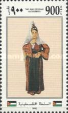 [Traditional Palestinian Women's Costumes, type T]