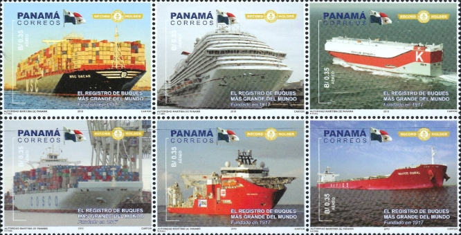 [Ships under Panama Flag, Typ ]