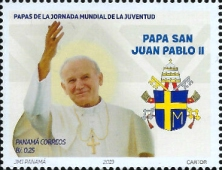 [JMJ Youth World Summit - Popes, Typ AWY]