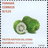 [Definitives - Native Fruits of Panama, Typ AXN]