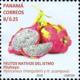 [Definitives - Native Fruits of Panama, Typ AXO]