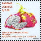 [Definitives - Native Fruits of Panama, Typ AXO1]