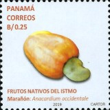 [Definitives - Native Fruits of Panama, Typ AXP]