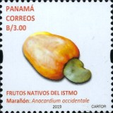 [Definitives - Native Fruits of Panama, Typ AXP1]