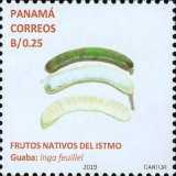 [Definitives - Native Fruits of Panama, Typ AXQ]