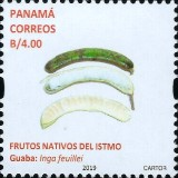 [Definitives - Native Fruits of Panama, type AXQ1]