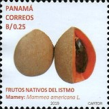 [Definitives - Native Fruits of Panama, Typ AXS]