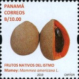 [Definitives - Native Fruits of Panama, Typ AXS1]