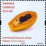 [Definitives - Native Fruits of Panama, Typ AXT1]