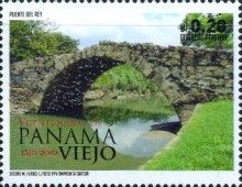 [The 500th Anniversary of Panama City, Typ AXW]