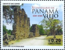 [The 500th Anniversary of Panama City, Typ AXX]