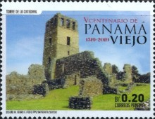 [The 500th Anniversary of Panama City, type AXY]